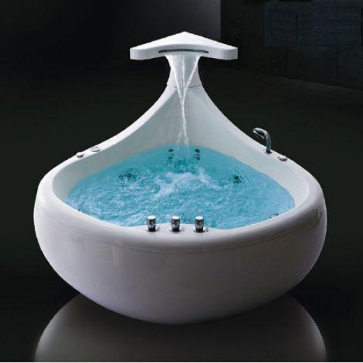 Galleria Foto Vasche Da Bagno Moderne E Di Piccole Dimensioni Foto 2 Small Bathtub Whirlpool Tub Bathtub Design