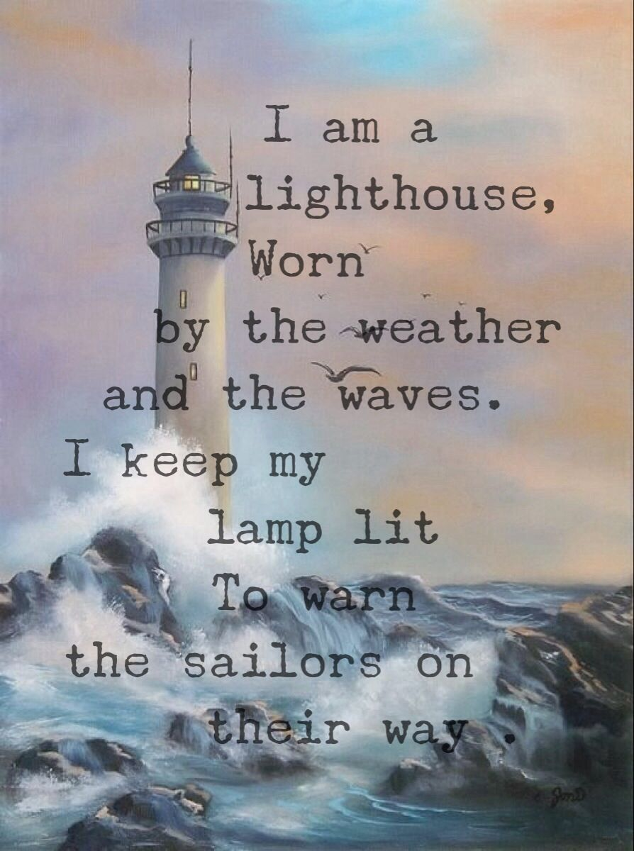 The Lighthouse S Tale By Nickel Creek Lighthouse Quotes Lighthouse Beach Quotes