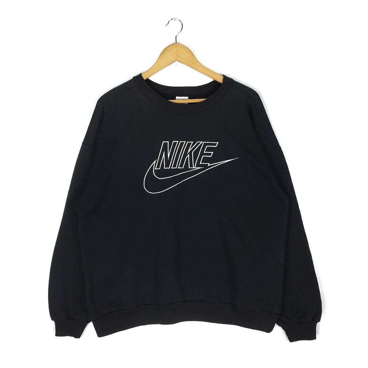 Nike Vintage Nike Grey Tag Big Swoos Crewneck Made In Australia Size L Sweatshirts Hoodies For Sale Grail Vintage Hoodies Vintage Nike Sweatshirt Clothes