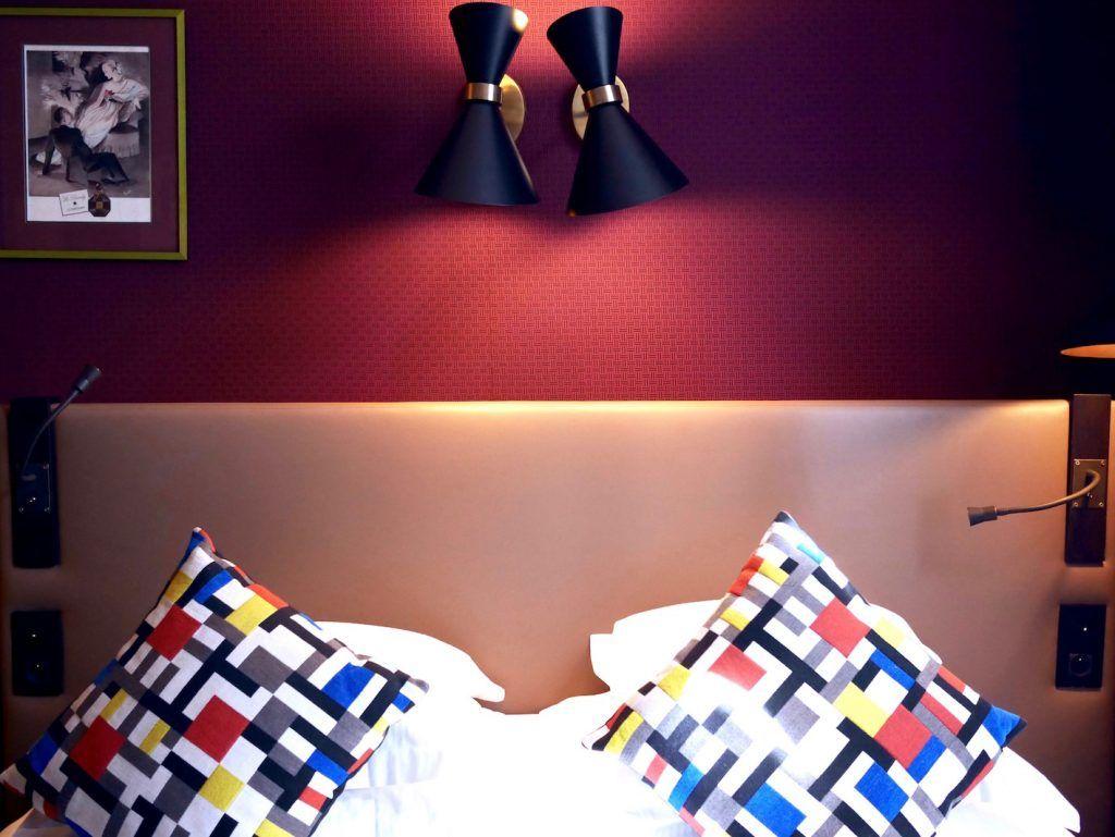 L hôtel artus nous plonge dans les années cosy