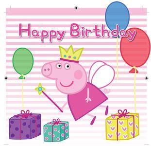 Peppa Pig Peppa Jigsaw Birthday Card Peppa Pig Happy Birthday Peppa Pig Birthday Happy Birthday Kids