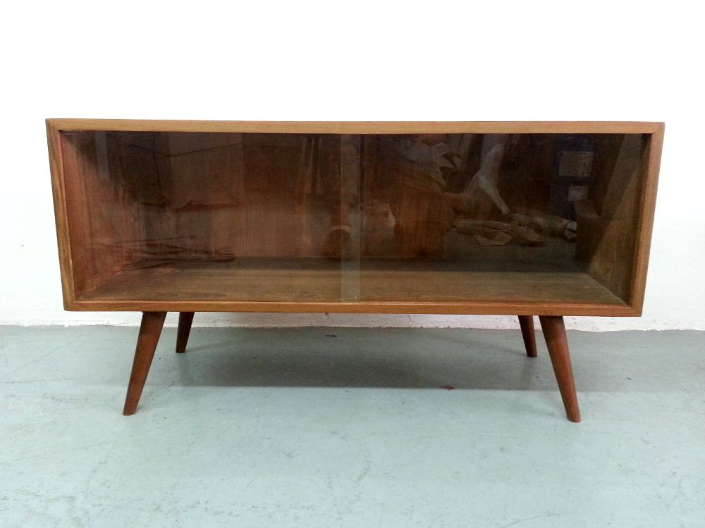 Simple And Elegant TV Console Table