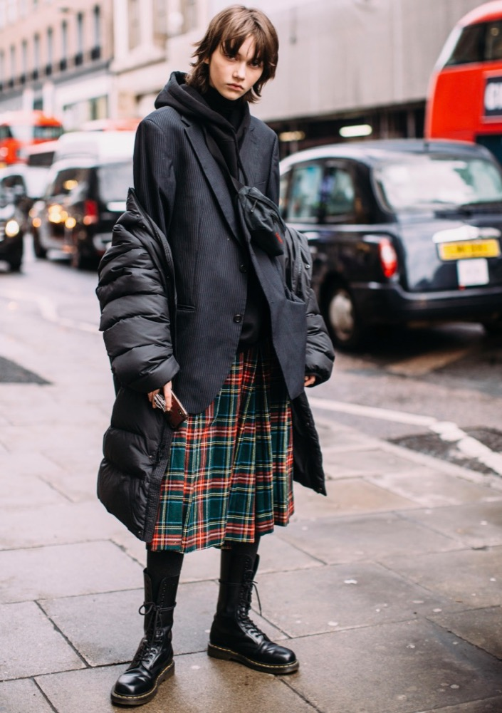 Winter Layering Tricks We Picked Up From Street St