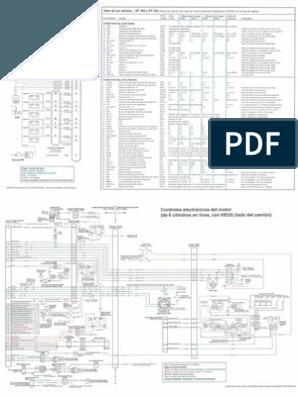 Diagrama Electrico Navistar Diagrama De Instalacion Electrica Instalacion Electrica Instalacion Electrica Industrial