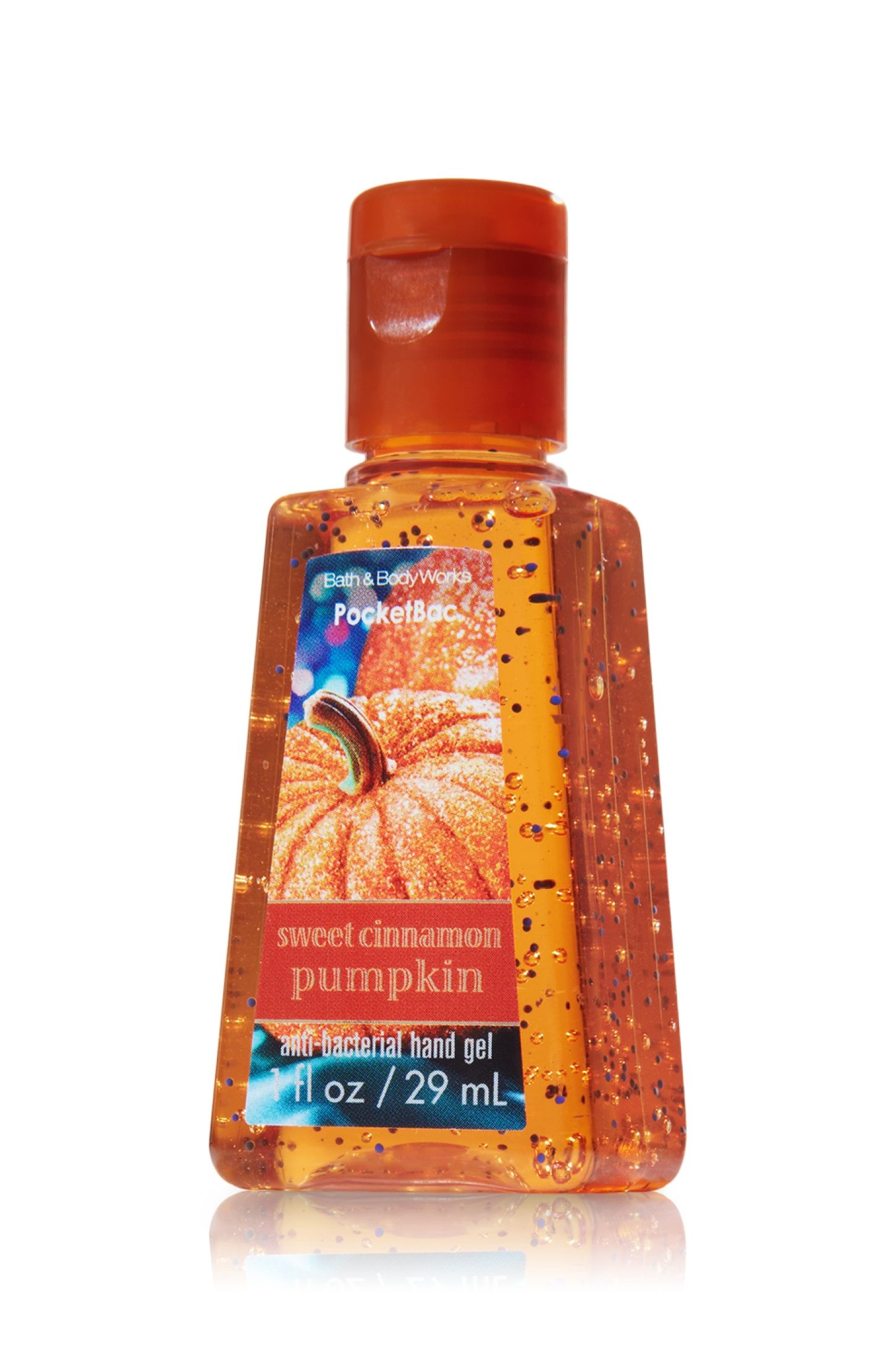Sweet Cinnamon Pumpkin Pocketbac Anti Bacterial Bath Body