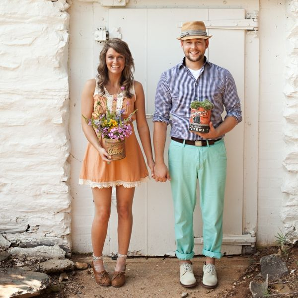 Dress ideas for engagement pictures