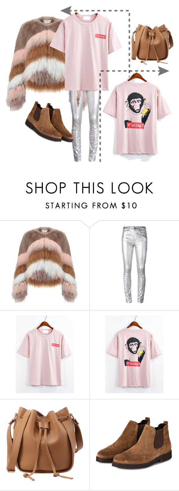 """""""Romwe.com contest! - Win this pink graphic print t-shirt!"""" by blueviolette on Polyvore featuring moda, Urbancode e Étoile Isabel Marant"""