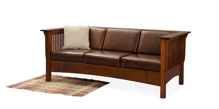 Fabulous Amish Moon River Mission Sofa Mission Style Furniture Gmtry Best Dining Table And Chair Ideas Images Gmtryco