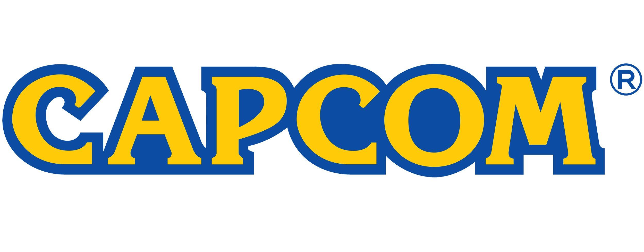 Capcom Logo Nasa Arcade Jogos Arcade