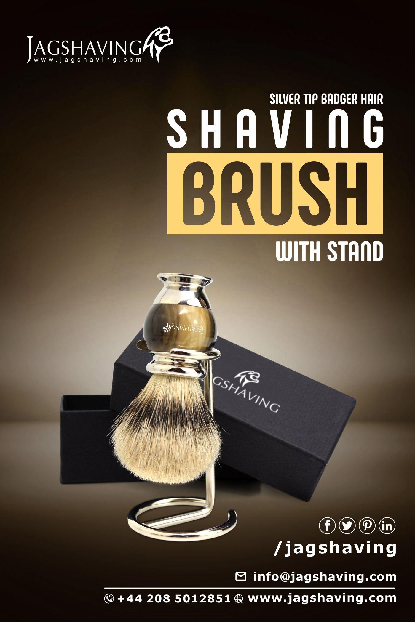 shaving shaving_brush brush shaving_stand gillette