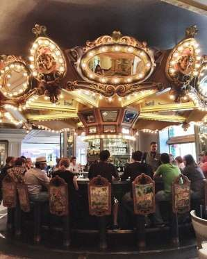 The Carousel Bar & Lounge, inside the impressive Hotel Monteleone, is a popular place to stop by for... - Katherine M./yelp.com