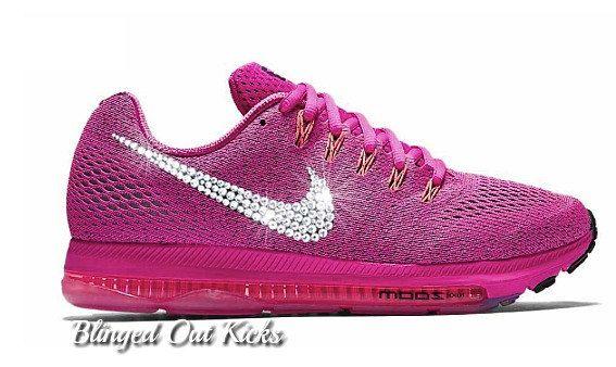 Women s Bling Nike Zoom All Out Low in Fire by ShopBlingedOutKicks ... 2a22de85ac