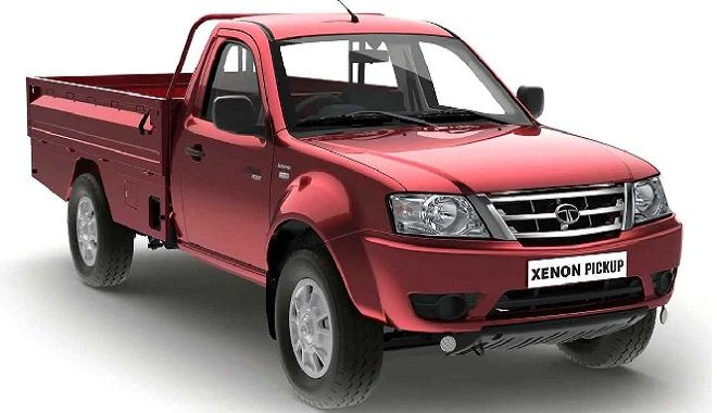 Tata Motors Introduces Xenon Pick Up In Nepal Tatamotors