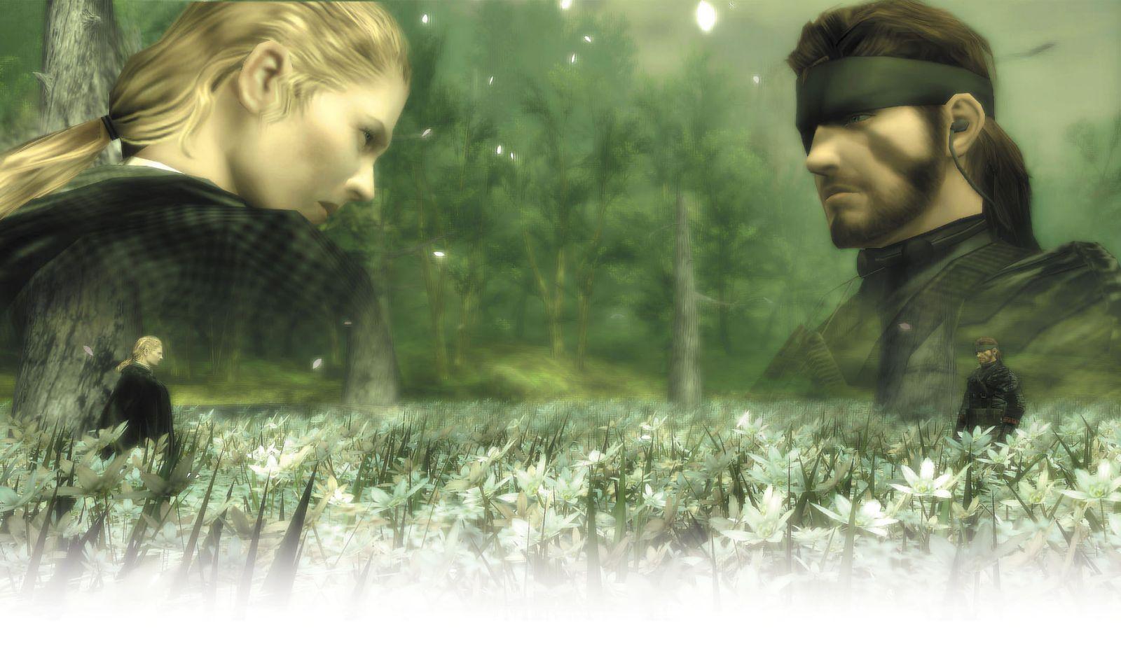 Metal Gear Solid 3 Snake Eater Le Combat Des Boss Le Combat Original L Acte Fondateur Debut Et A La Fois Fin D Un Cycle Mgs5 Playstation 2 Vilas