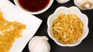 Photo of Fried Garlic & Chili Garlic Oil Recipe & Video – Seonkyoung Longest