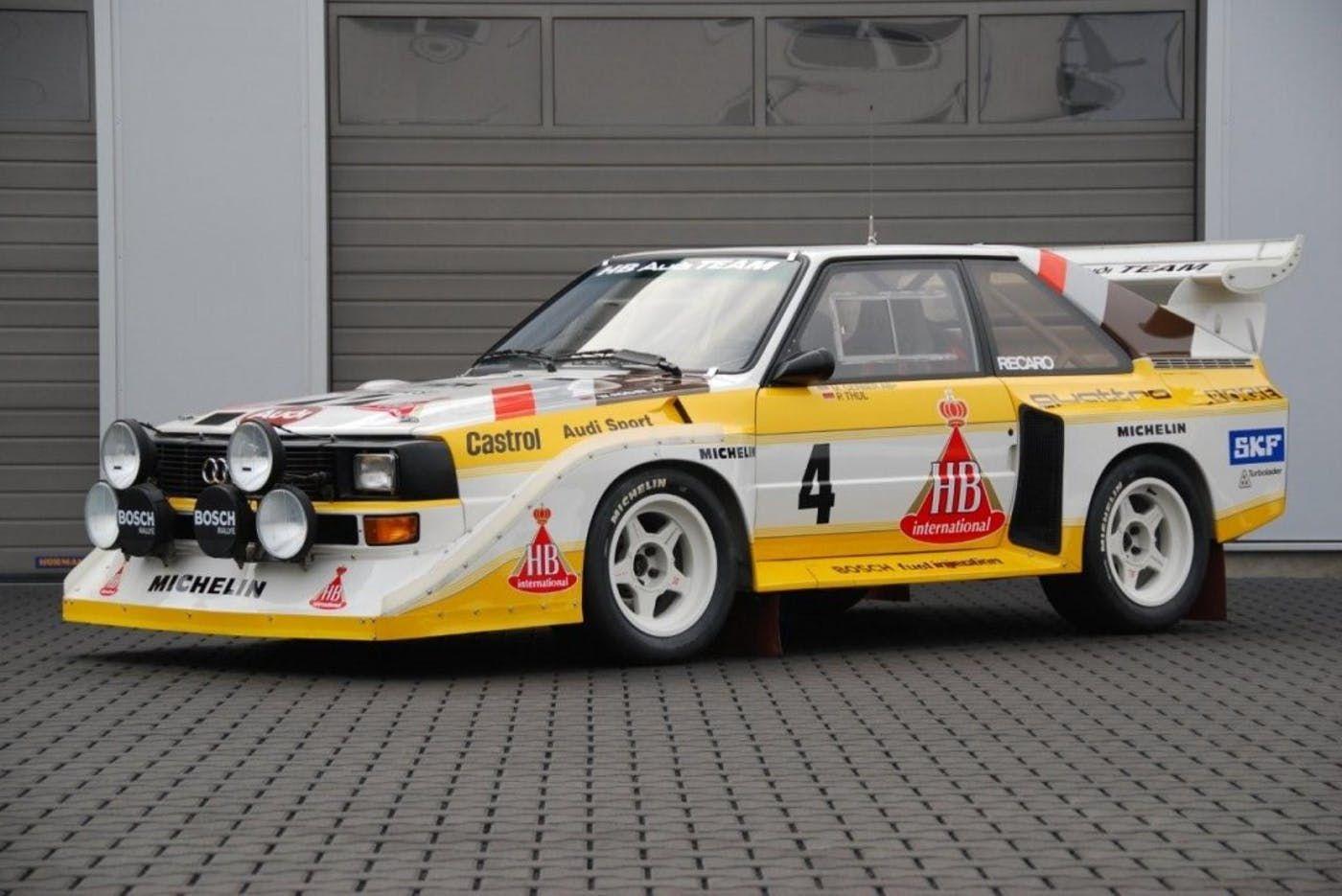 Audi Sport Quattro S1 (With images) Audi sport, Audi