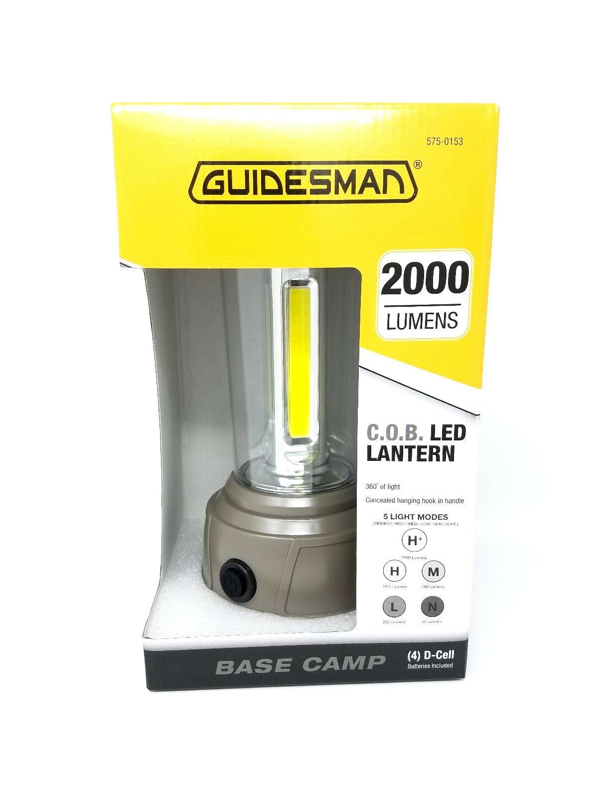 Camping /& Work Latern Bright LED Spotlight Torch Red Warning Light /& Compass