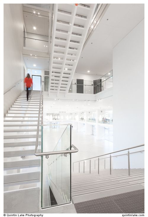 Aarhus Business School, Denmark by Cubo Arkitekter & Søren Jensen. Photo: Quintin Lake