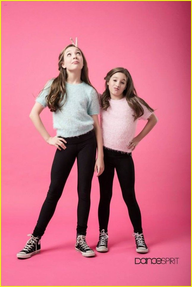 Maddie Ziegler To 'Dance Spirit' Mag: I Feel Like 'Hannah Montana ...