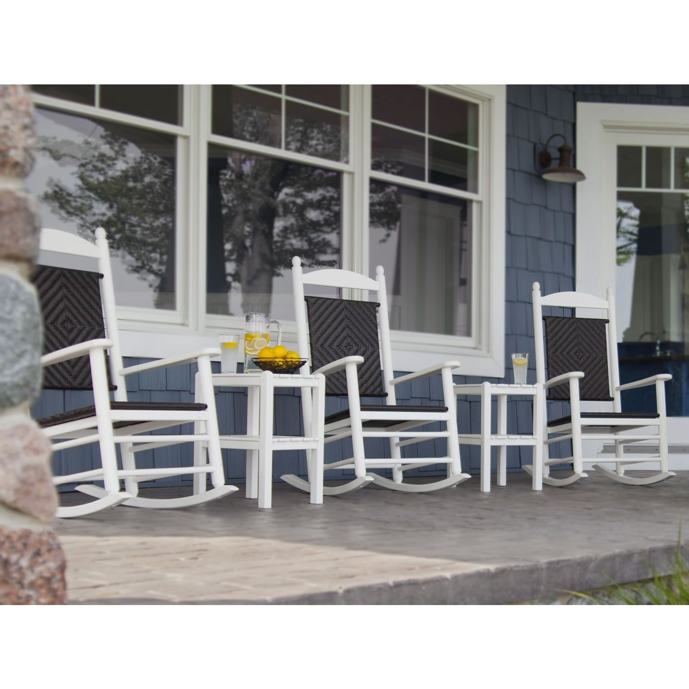 man porch wooden front in chairs chair video footage stock on videoblocks rocking