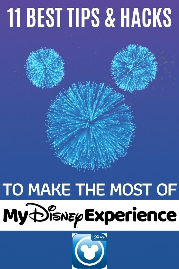 11 Best My Disney Experience Tips and Tricks for Your