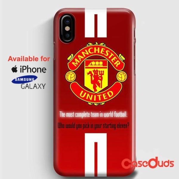 Most Latest Manchester United Wallpapers IPhone Manchester United Wallpapers iPhone X Cases, iPhone Case, Samsung Galaxy Case 20