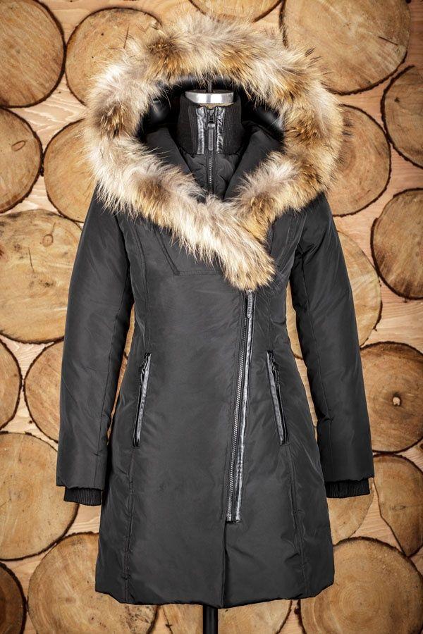 My new winter coat – Atelier Noir | Division of Rudsak ...