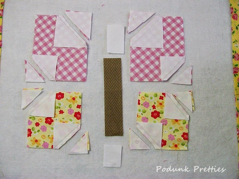 The butterfly corners was the most requested of all the options ... : butterfly quilt blocks - Adamdwight.com