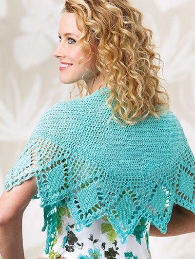 Point Pleasant Crochet Wrap