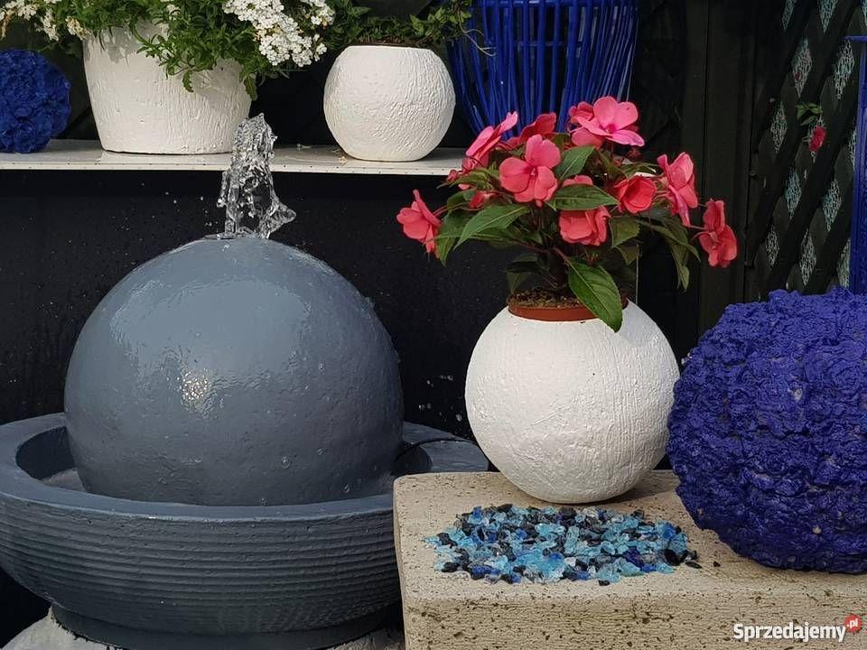 Fontanna Kula 40 Cm W Misie Dekoracja Ogrodu Jaworze Sprzedajemy Pl Christmas Bulbs Christmas Ornaments Holiday Decor