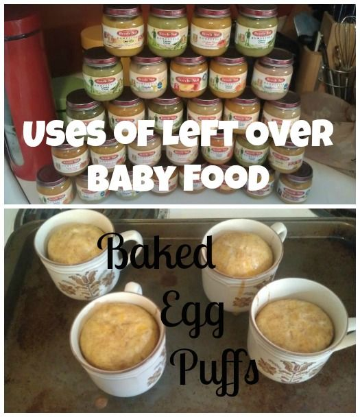 Deceptively delicious baby food style baked egg puffs freezer baby food egg puffsgood idea to use the leftover baby foods forumfinder Image collections