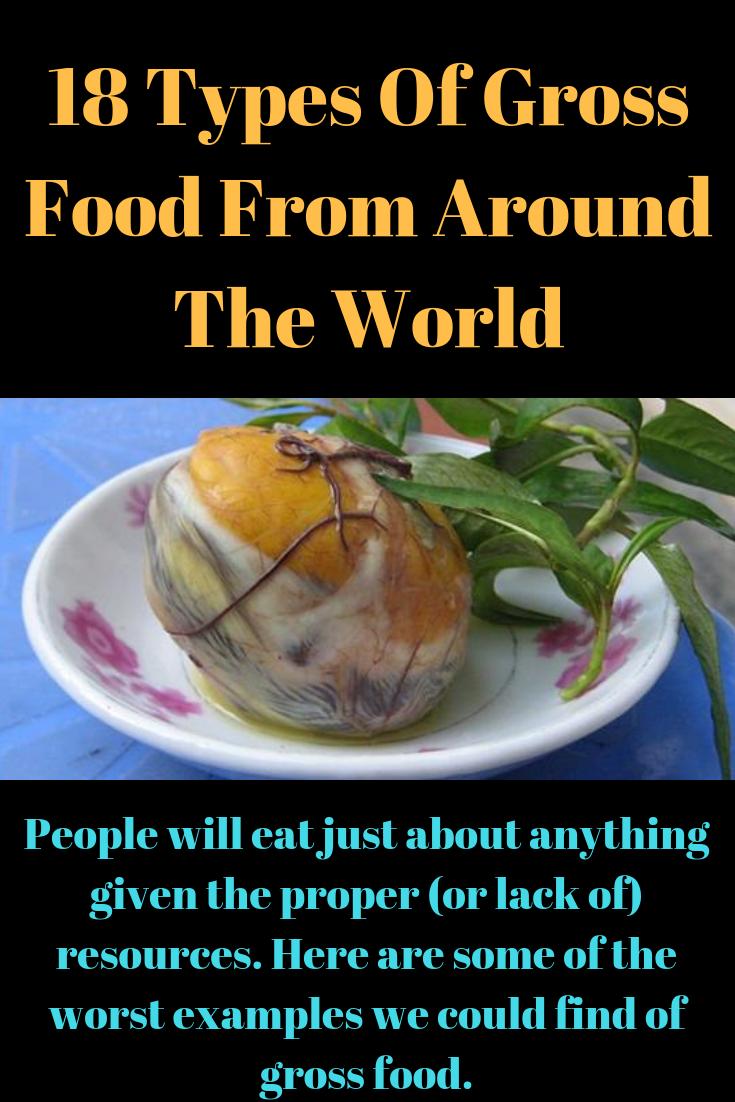 Weird Food Diaries 2