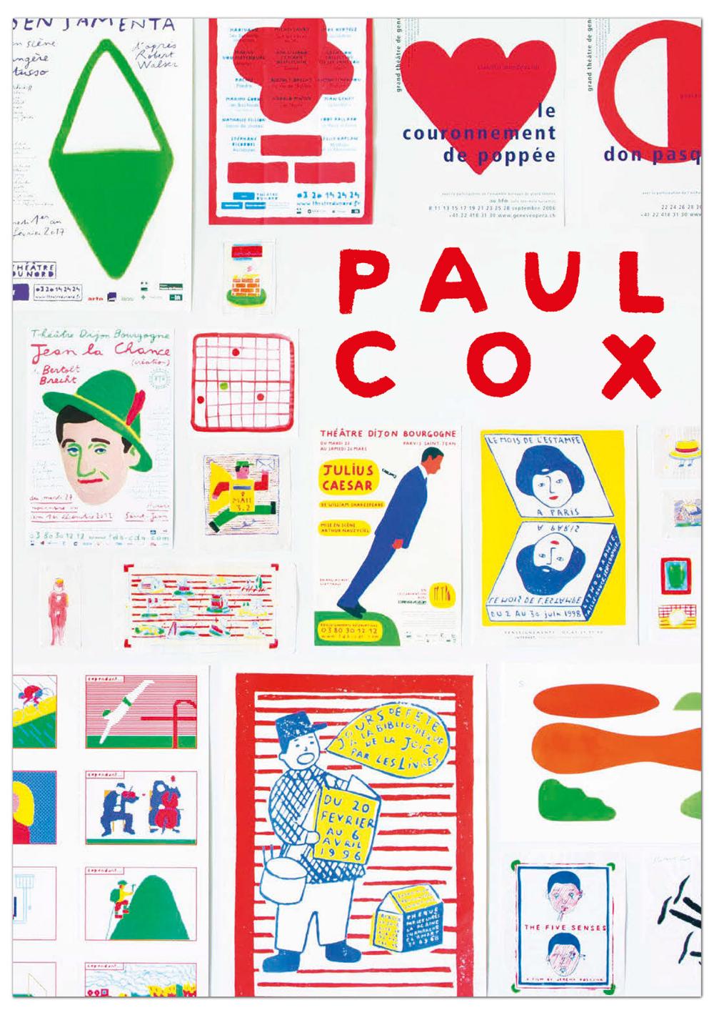 éditions MeMo — Paul Cox