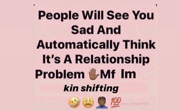 Pin By On Cursed Also Memes Relationship Problems Memes Things To Think About