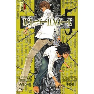Death Note, Tome 5 :