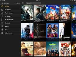 Moviebox iPhone application is a free movie app that allows you
