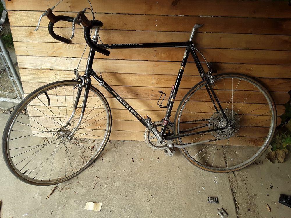 SCHWINN super Le Tour ii road bike, TALL 63.5 Bike, Road