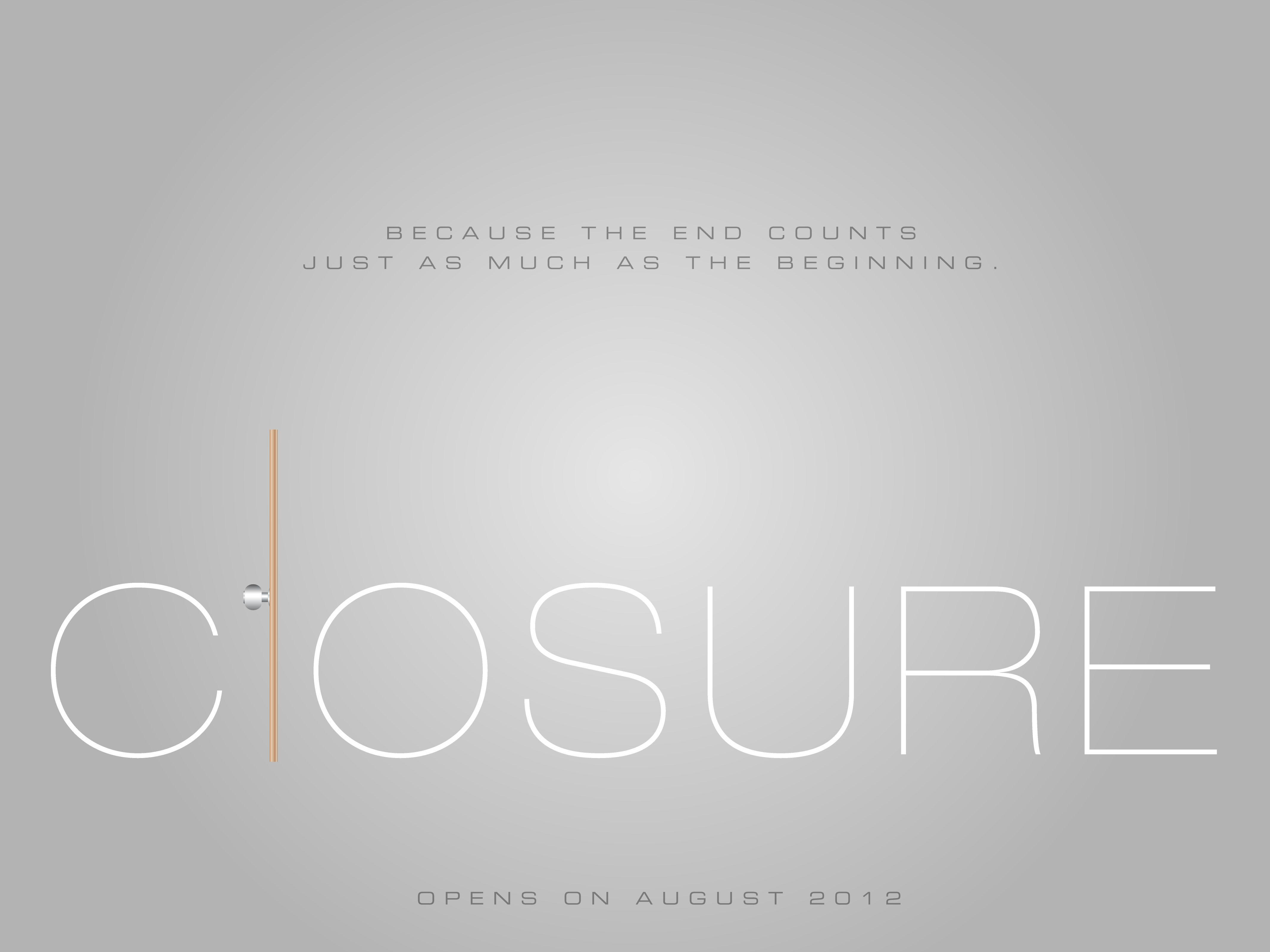 WINmakati Series Poster Closure Church design, Design