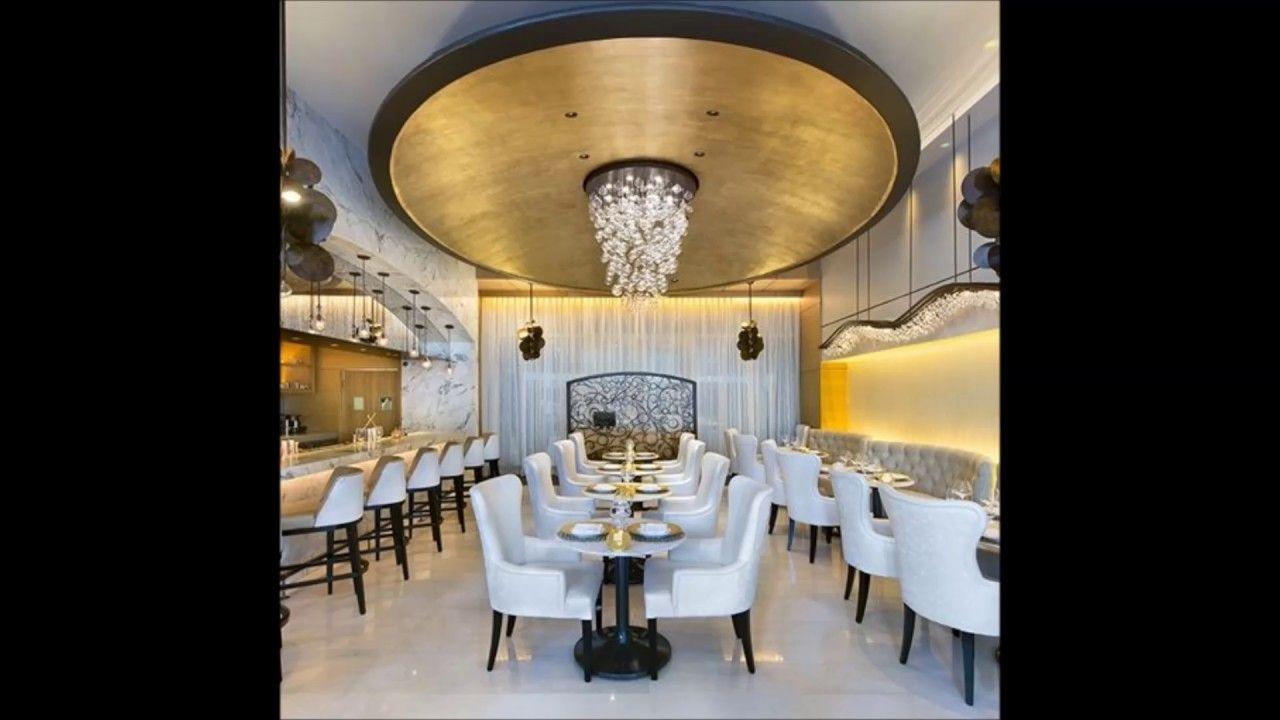 Decoration Des Cafes Et Restaurants ديكور المقاهي والمطاعم Farisdecor Decor Interior Exterior Floor Wall Ceilin Decor Ceiling Lights Table Decorations