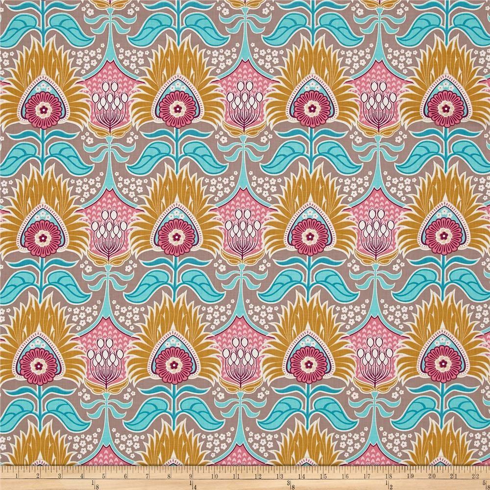 cotton quilting fabric Modernist by Joel Dewberry Dijon Aurora