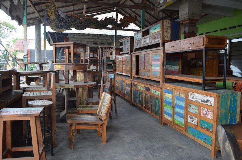 Holzmöbel Aus Ubud Bali Ubud Reisen Indonesien Markt Märkte