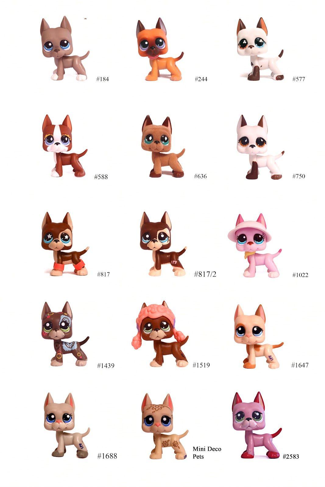 Nicoles Lps Blog Littlest Pet Shop Pets Great Dane