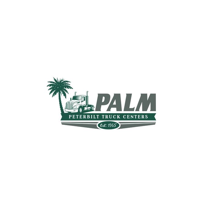 Create a Modern Logo 50 year Peterbilt Dealer by K-Art Lab