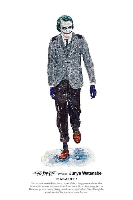 82b4d4793e41 Star Wars & Batman – He Wears It 2 by John Woo   boy's stuff ...