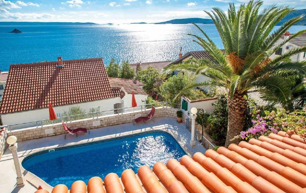 Family Villa Split Croatia Family Villa with pool and