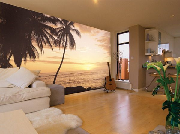 Sunset Wall Murals Ideas | Best Wall Murals | Wall Candy ...