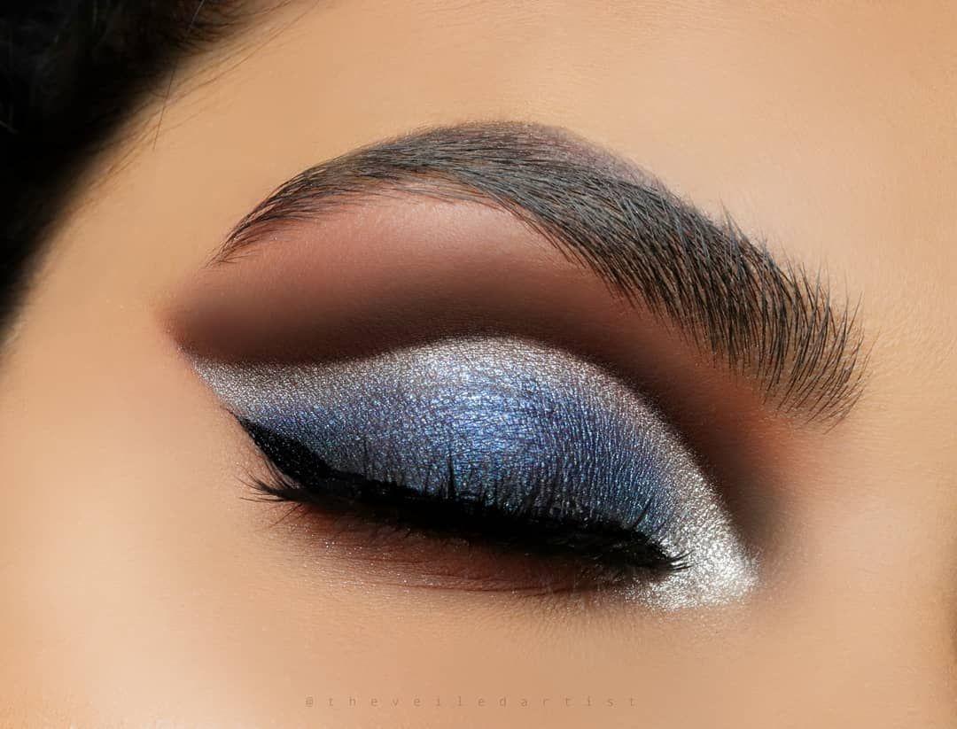 ✨SPARKLY GRADIENT✨ ———– 💕Please tag BH Cosmetics/ @colourpopcosmet… – Maquillaje