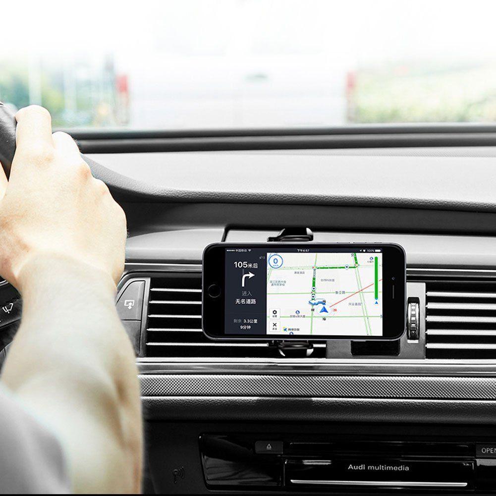 Smarki Car Air Vent Phone Holder Smart One Touch Mount