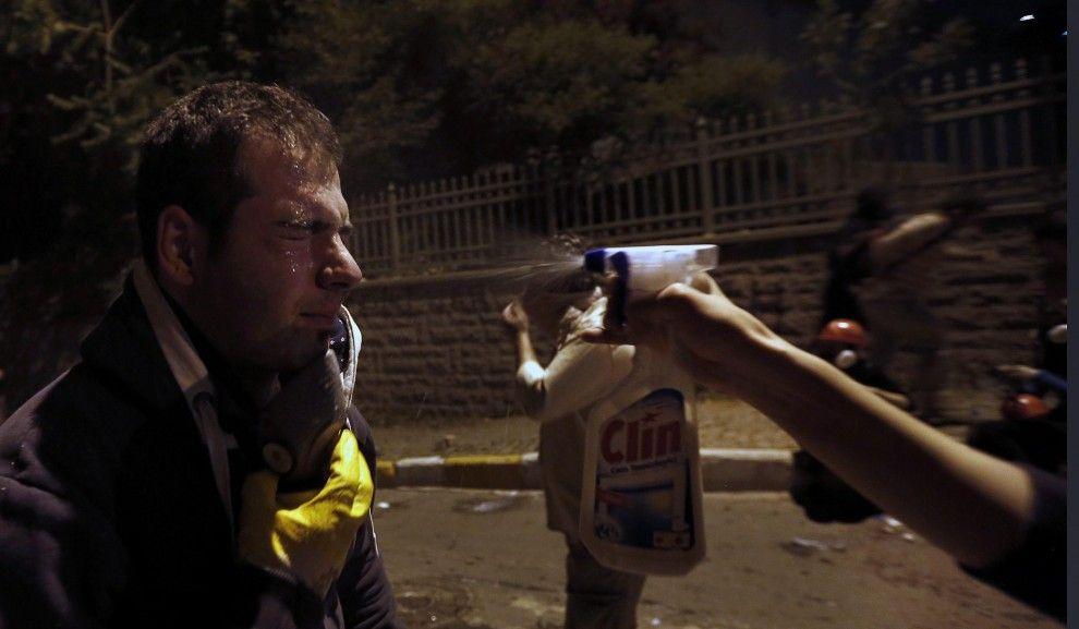 #occupygezi (Ansa)