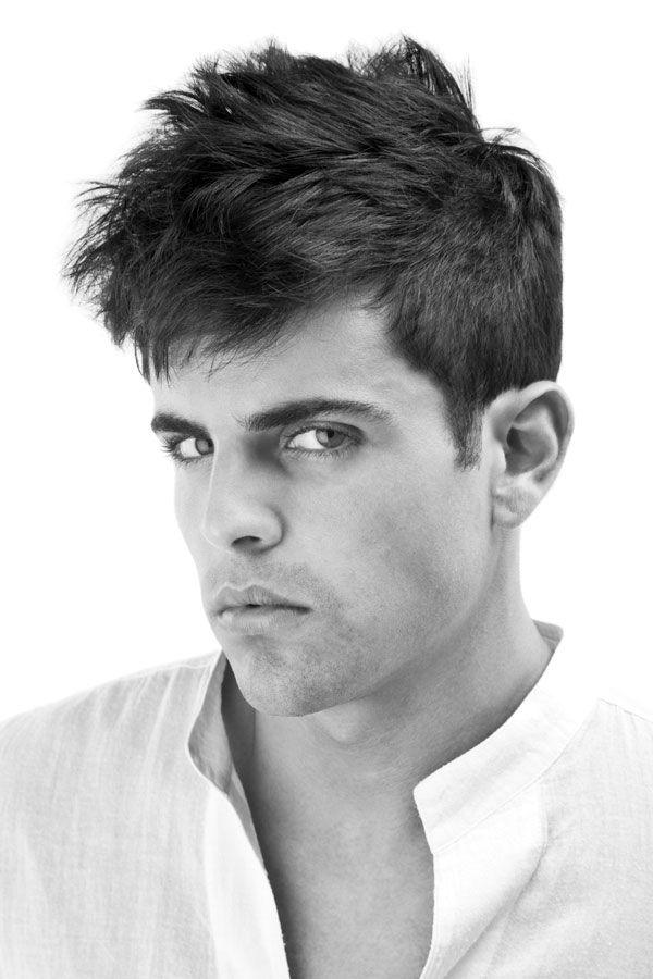 Cortes de pelo para hombres modernos 2012